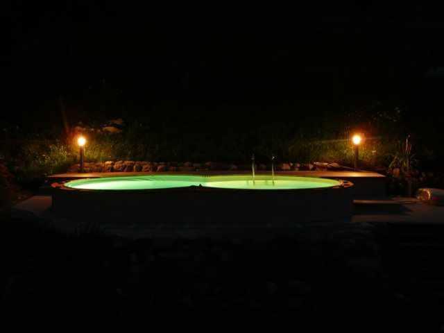 Stahlwandpool achtformbecken aufbauanleitung for Swimmingpool abverkauf