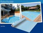 Unterschied teichfolie poolfolie schwimmbadtechnik for Pool mit teichfolie
