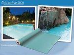 Poolfolie verlegen lassen verlegung der schwimmbadfolie for Pool graue folie