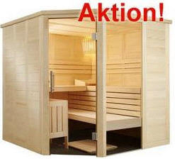 sauna sauna zubeh r kombisauna mit infrarotstrahler. Black Bedroom Furniture Sets. Home Design Ideas