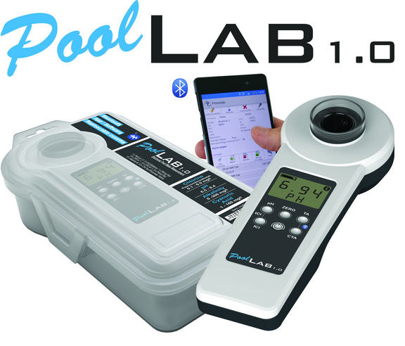PoolLAB Photometer